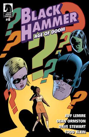 Black Hammer Age of Doom #8 CVR A Ormston