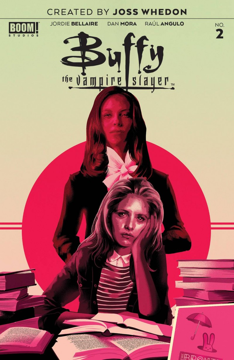 Buffy The Vampire Slayer  #2 CVR A Taylor