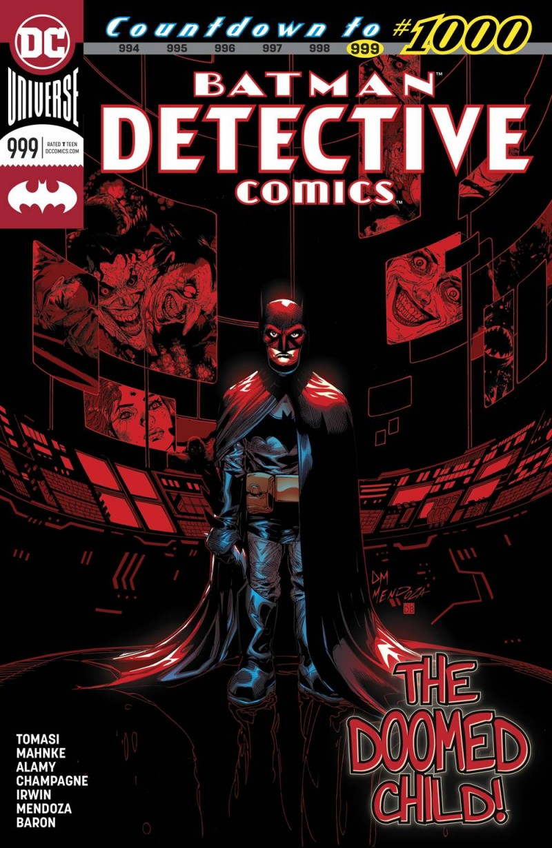 Detective Comics #999 CVR A