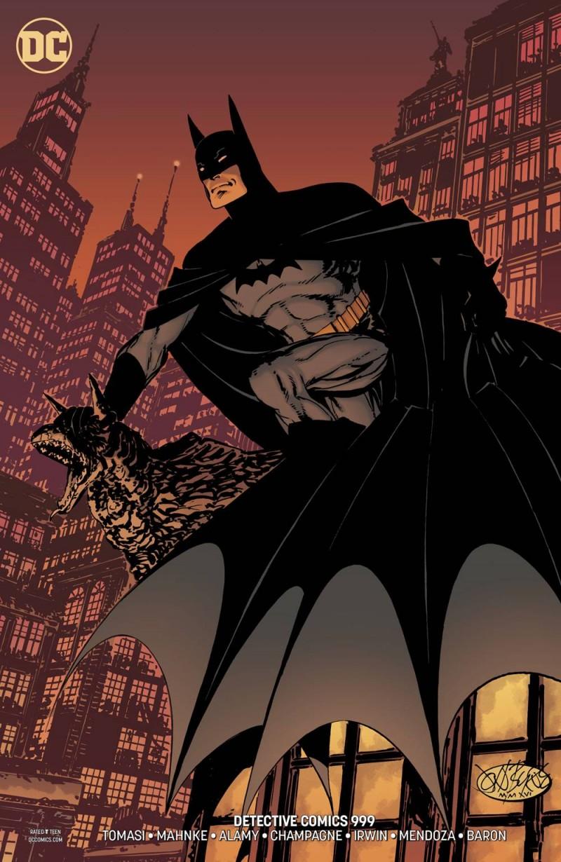 Detective Comics #999 CVR B