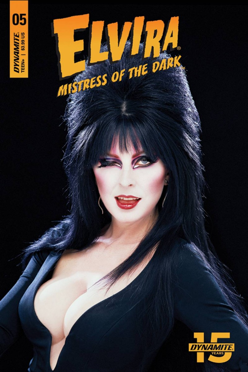 Elvira Mistress of Dark #5 CVR D Photo