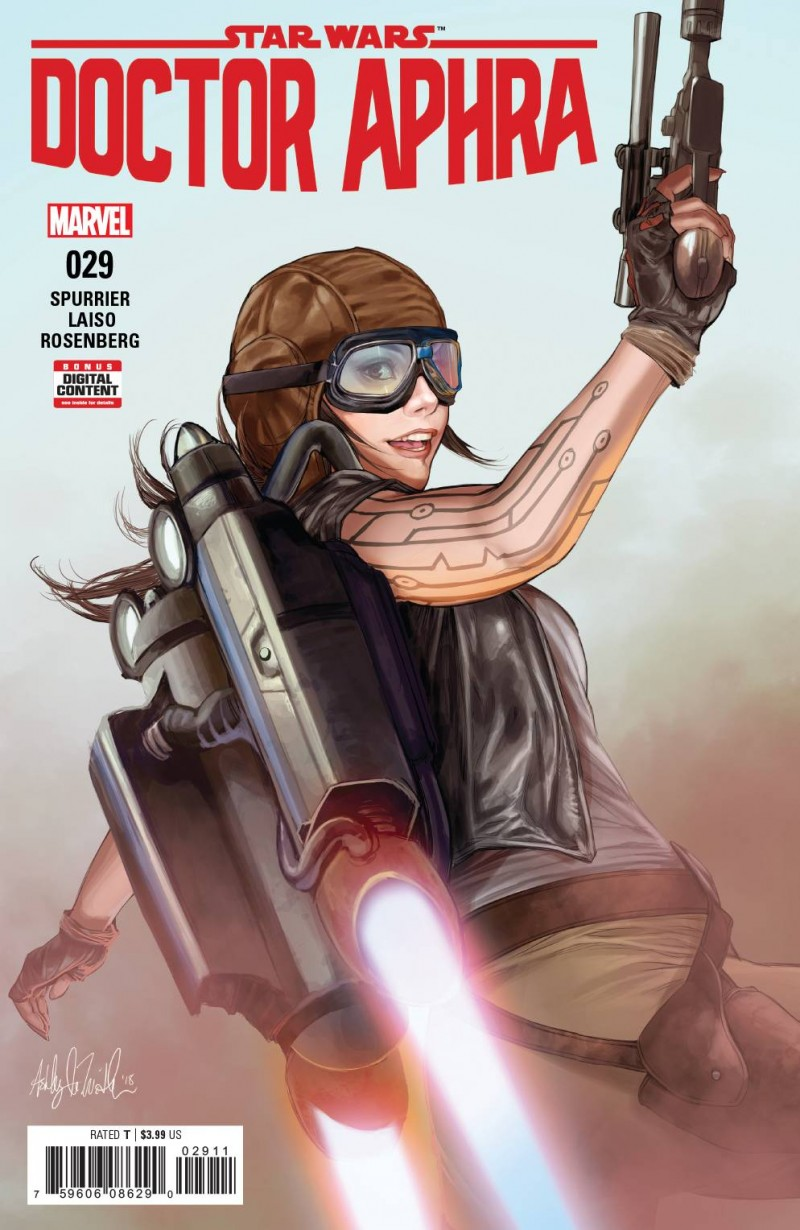 Star Wars Doctor Aphra #29