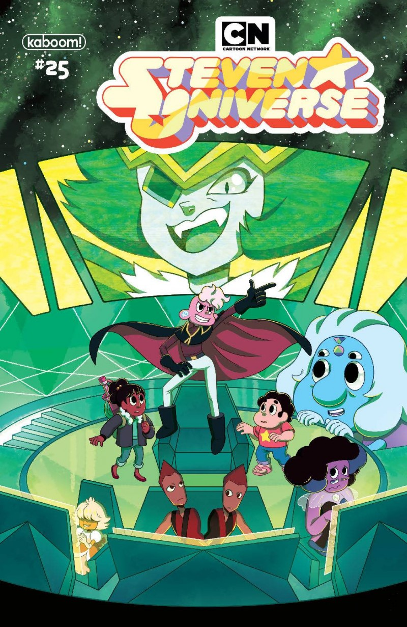 Steven Universe #25 CVR A Pena