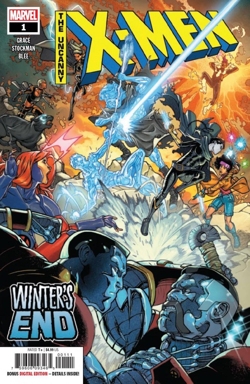 Uncanny X-Men One-Shot Winters End