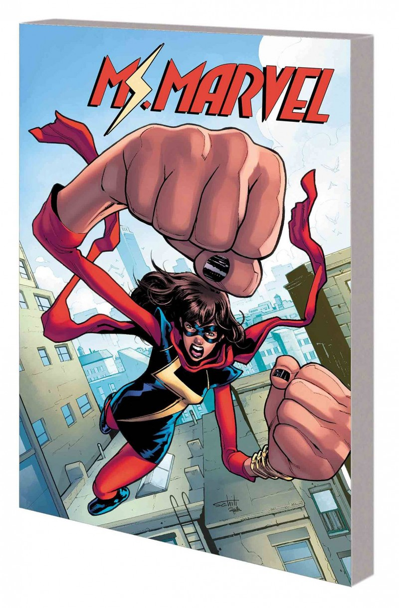 Ms Marvel TP  Time And Again