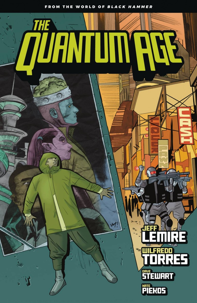 Quantum Age from World of Black Hammer TP