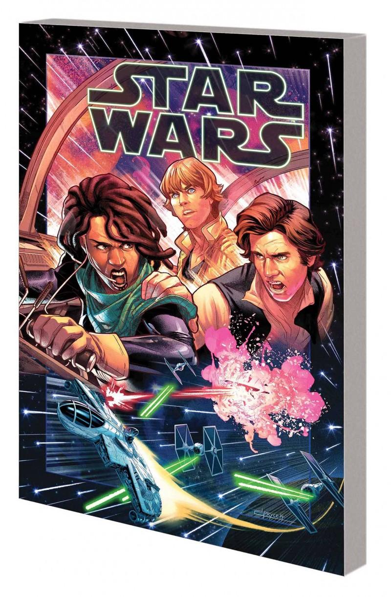 Star Wars TP Marvel  Escape
