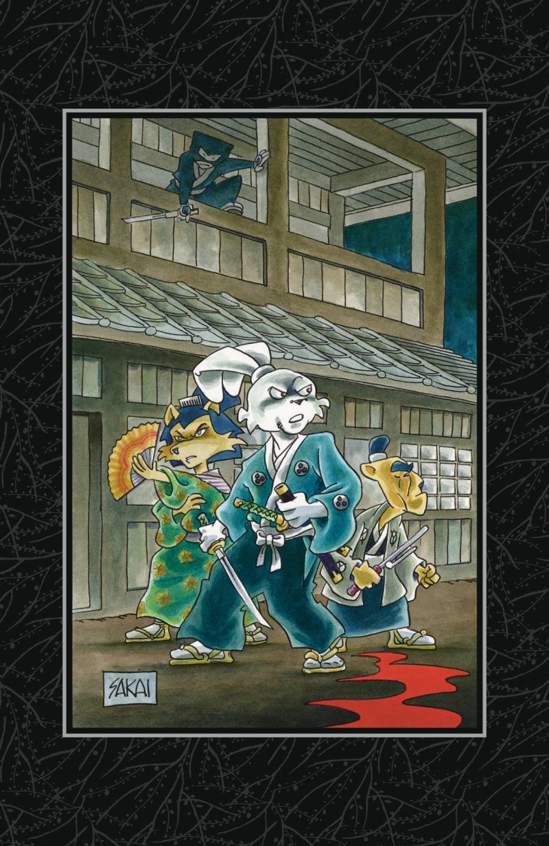 Usagi Yojimbo HC Saga Limited Edition