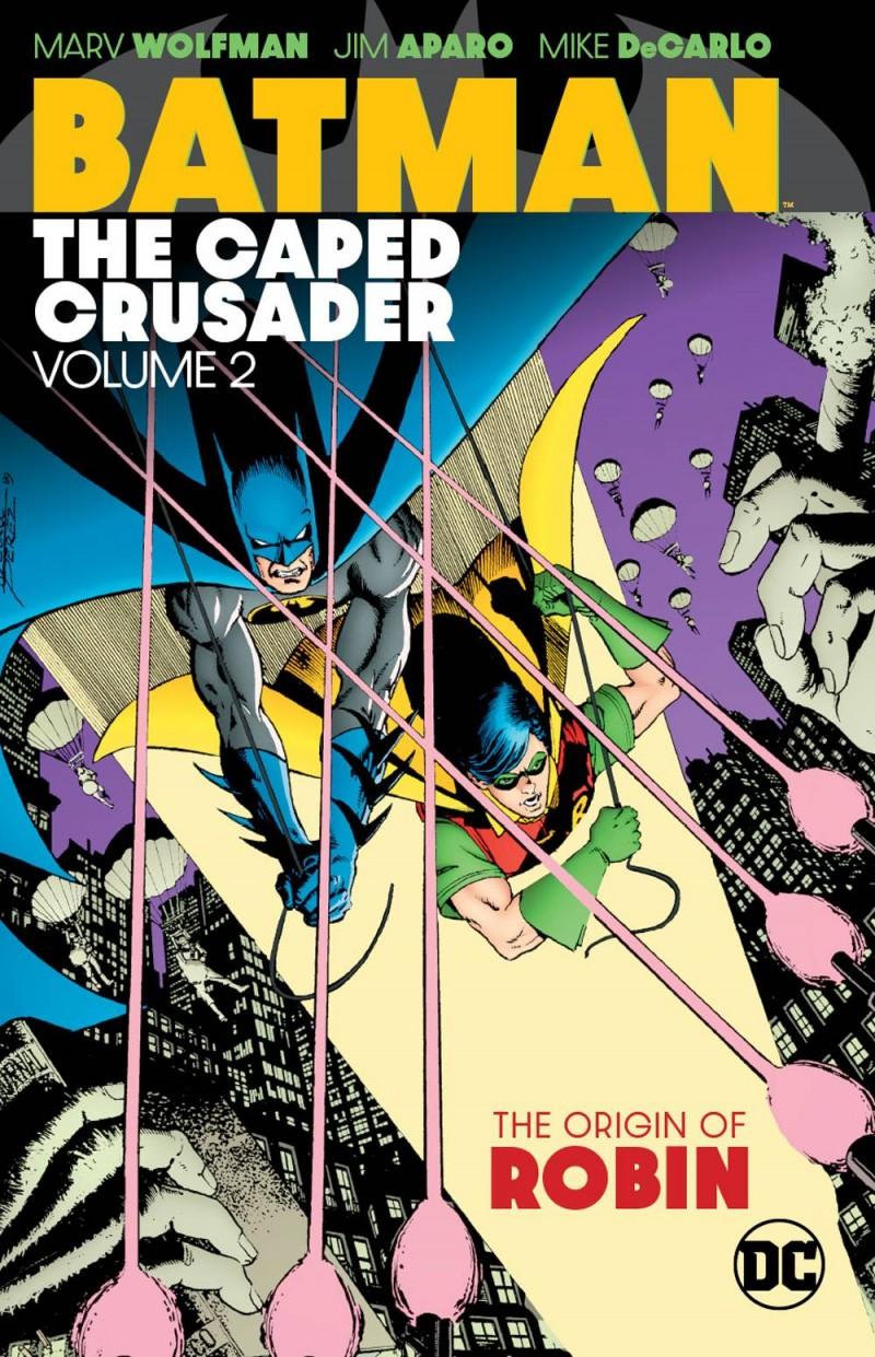 Batman TP the Caped Crusader