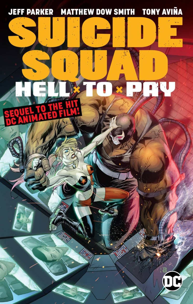Suicide Squad TP Hell to Pay