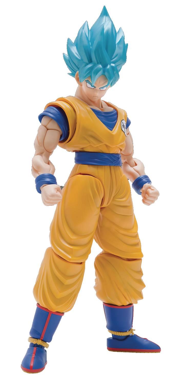 DB Model Kit Super SSGSS Son Goku Special Version