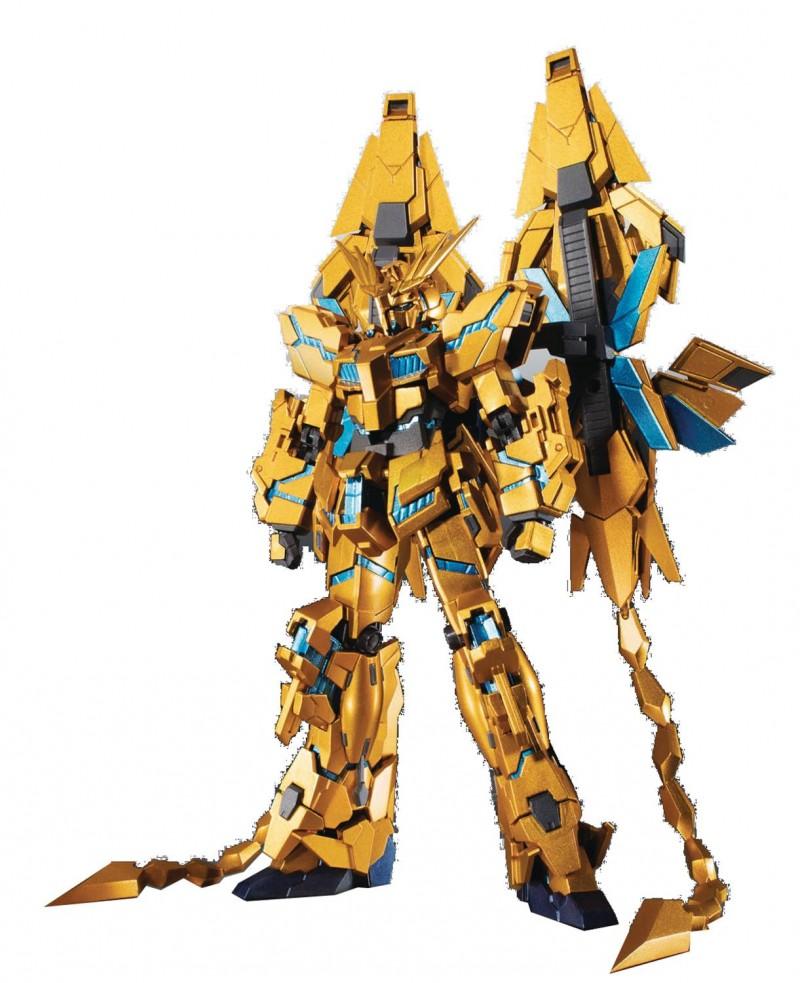 Gundam Robot Spirits AF MSG RX-0 Unicorn Gundam 03 Phenex Varr Version