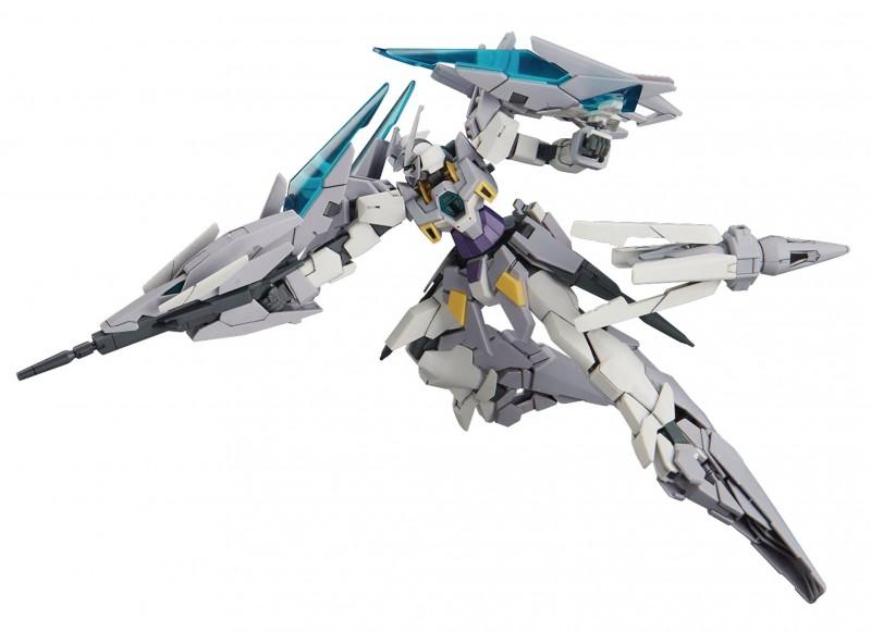 Gundam HGBD 1/144 Build Divers 24 Gundam Ageii Magnum