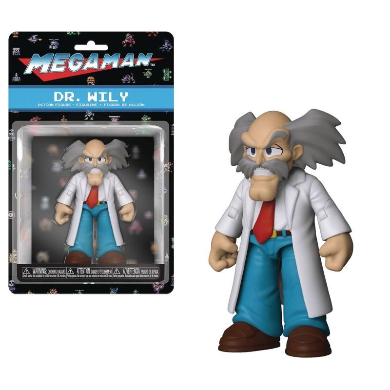 Mega Man AF Dr Wily