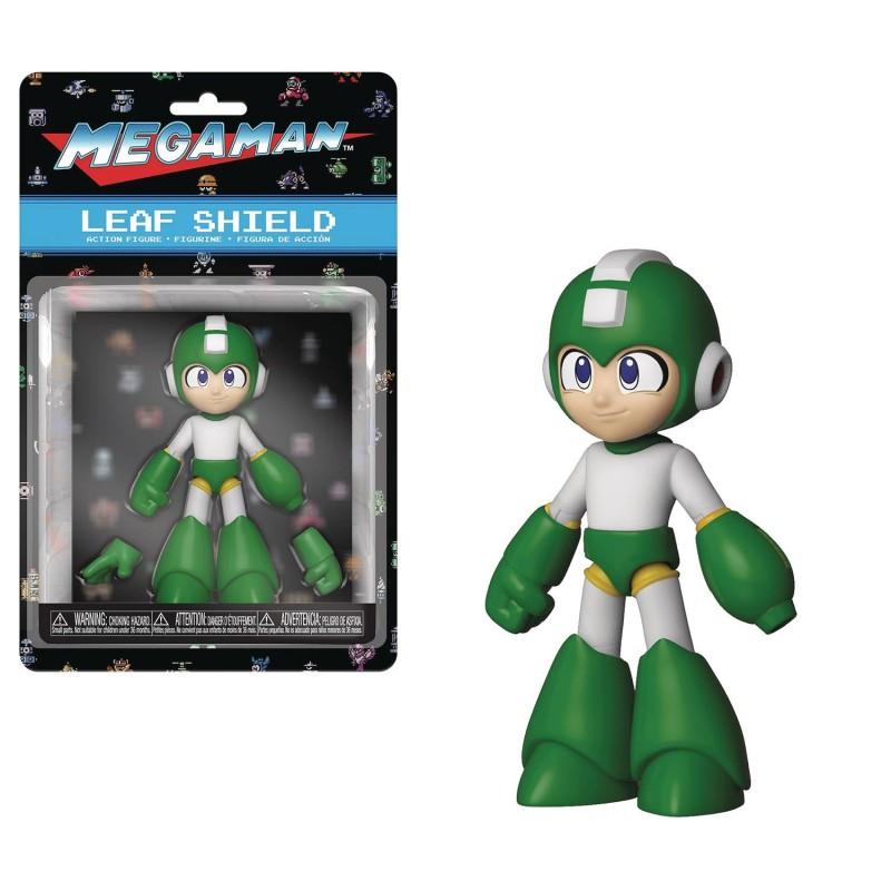 Mega Man AF Leaf Shield Mega Man