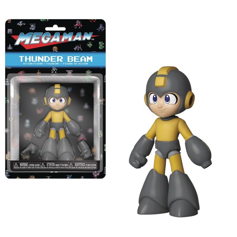 Mega Man AF Thunder Beam Mega Man