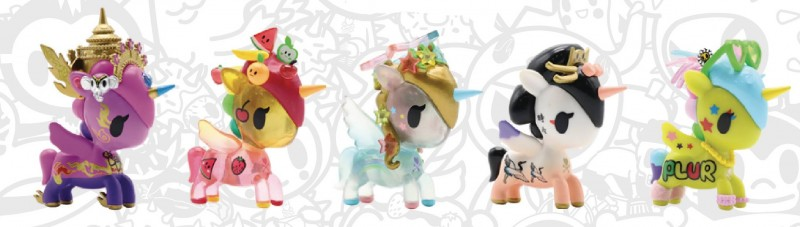 Tokidoki Unicorno Series 7 Mystery Box
