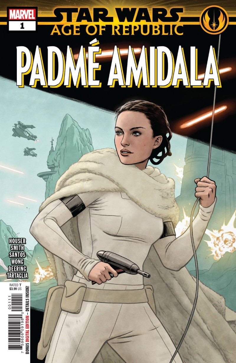 Star Wars Age of Republic One-Shot Padme Amidala