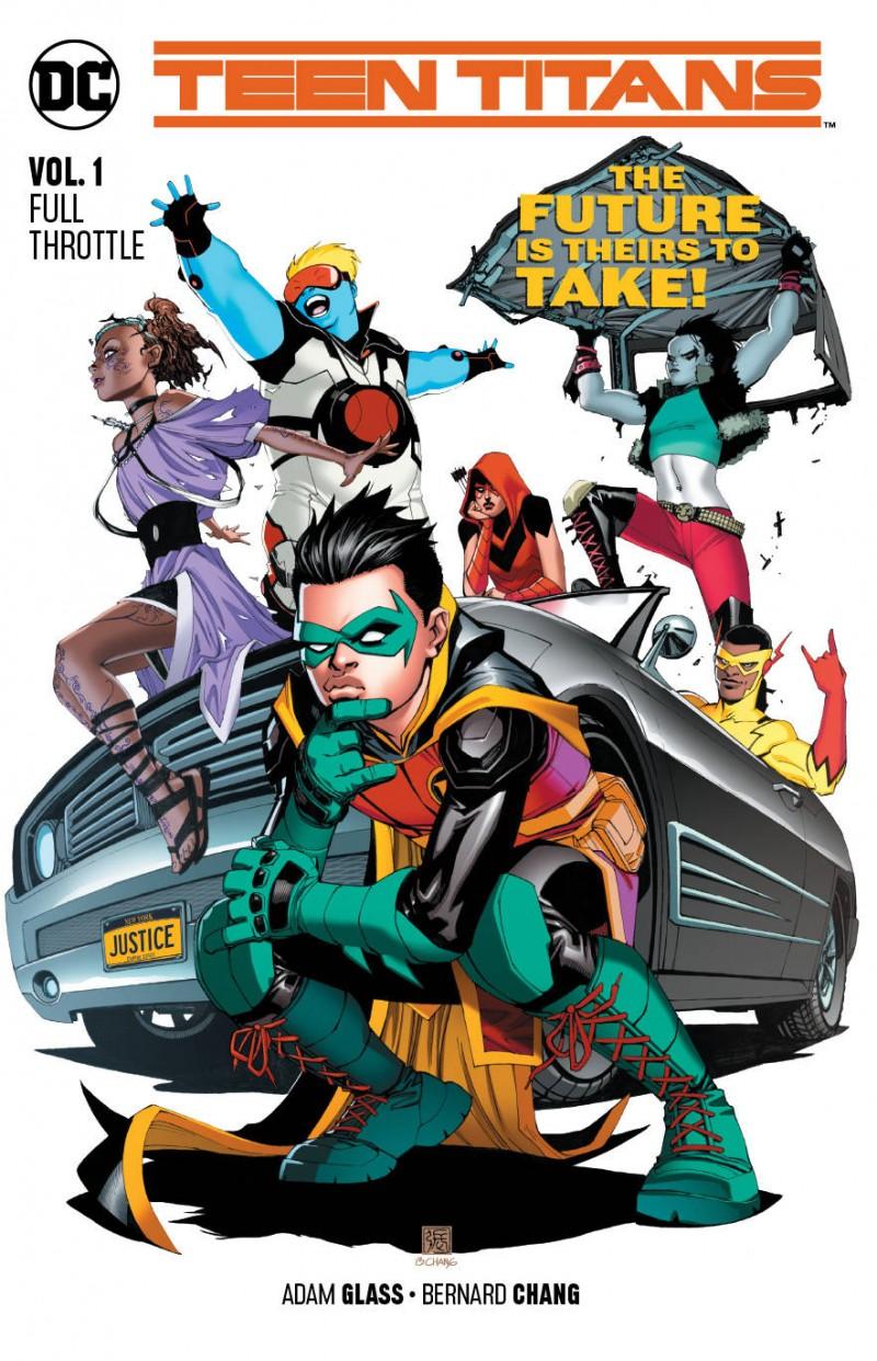 Teen Titans TP 2018  Full Throttle