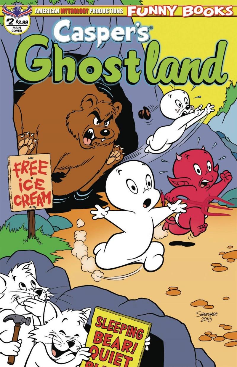 Caspers Ghostland #2