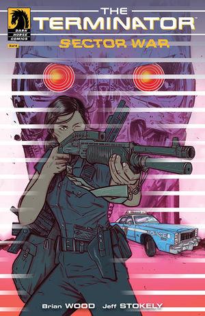 Terminator Sector War #3 CVR B Lotay