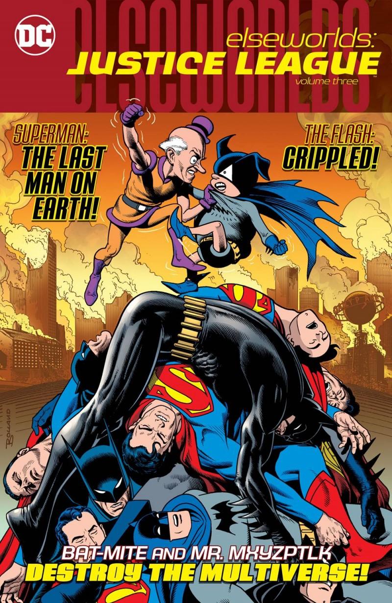 Justice League TP Elseworlds Justice League