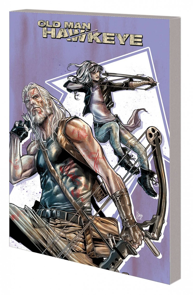 Old Man Hawkeye TP V2 Whole World Blind