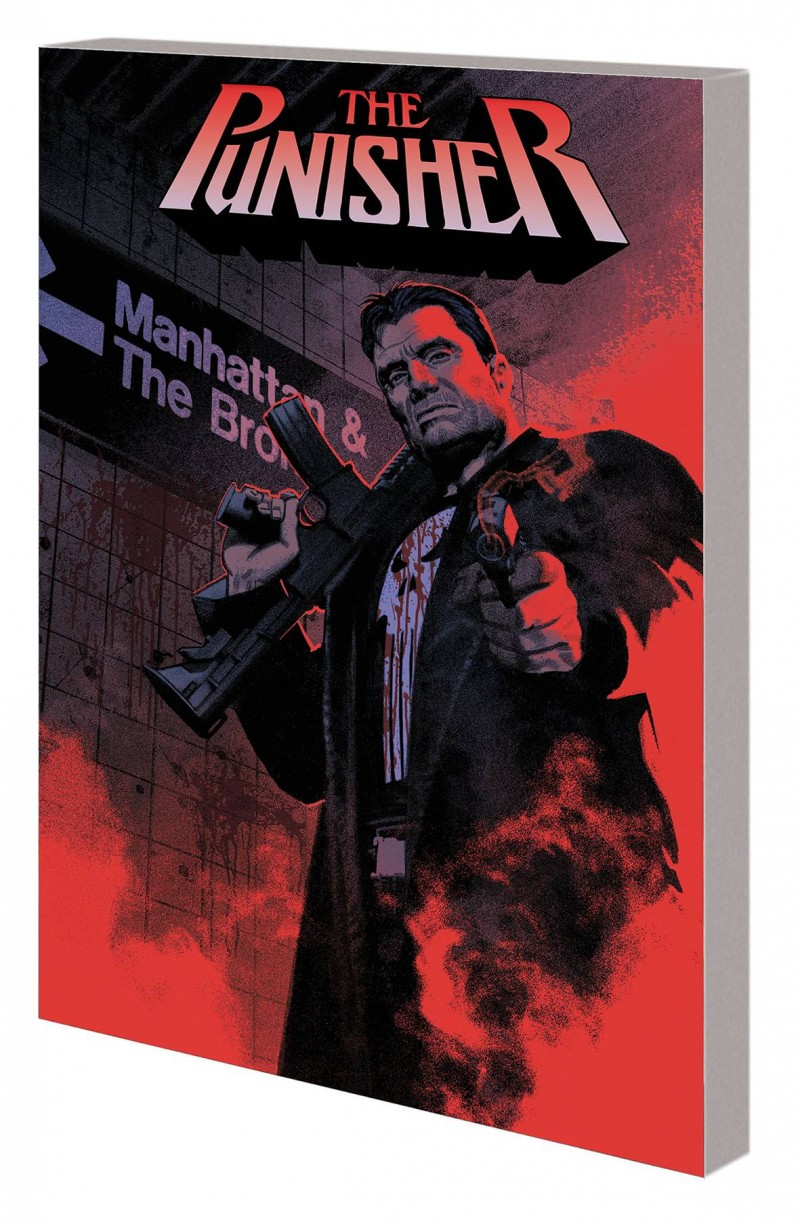 Punisher TP 2018 V1 World War Frank