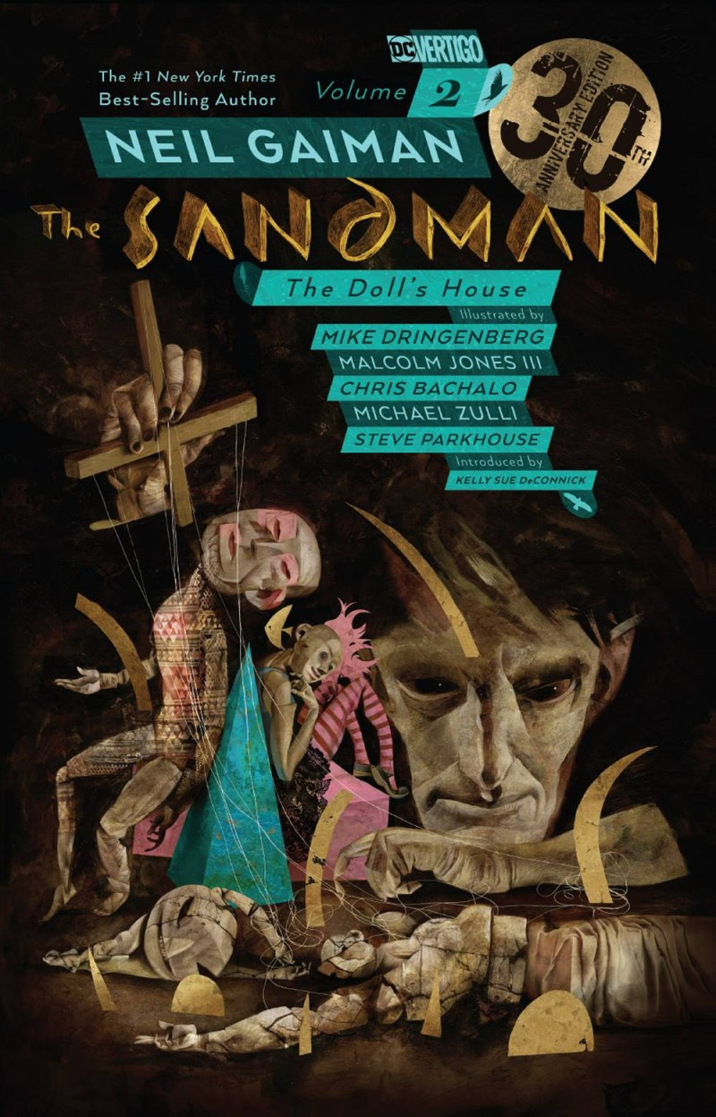 Sandman TP  the Dolls House 30th Anniversary Edition