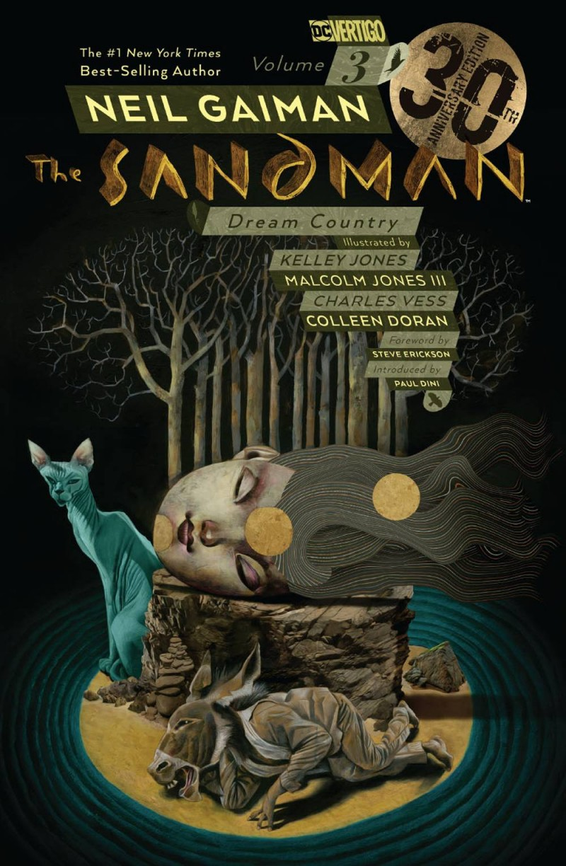 Sandman TP V3 Dream Country 30th Anniversary Edition