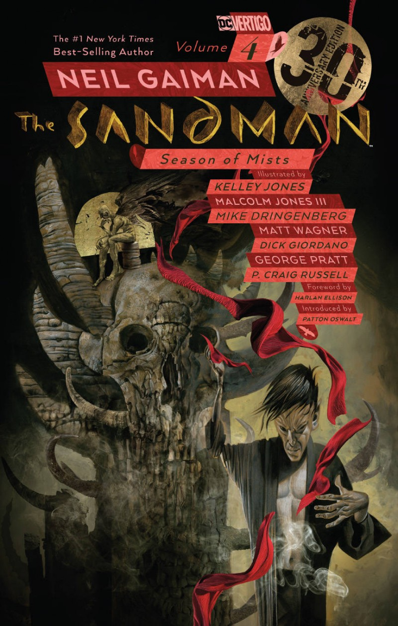Sandman TP V4 Season of Mists 30th Anniversary Edition