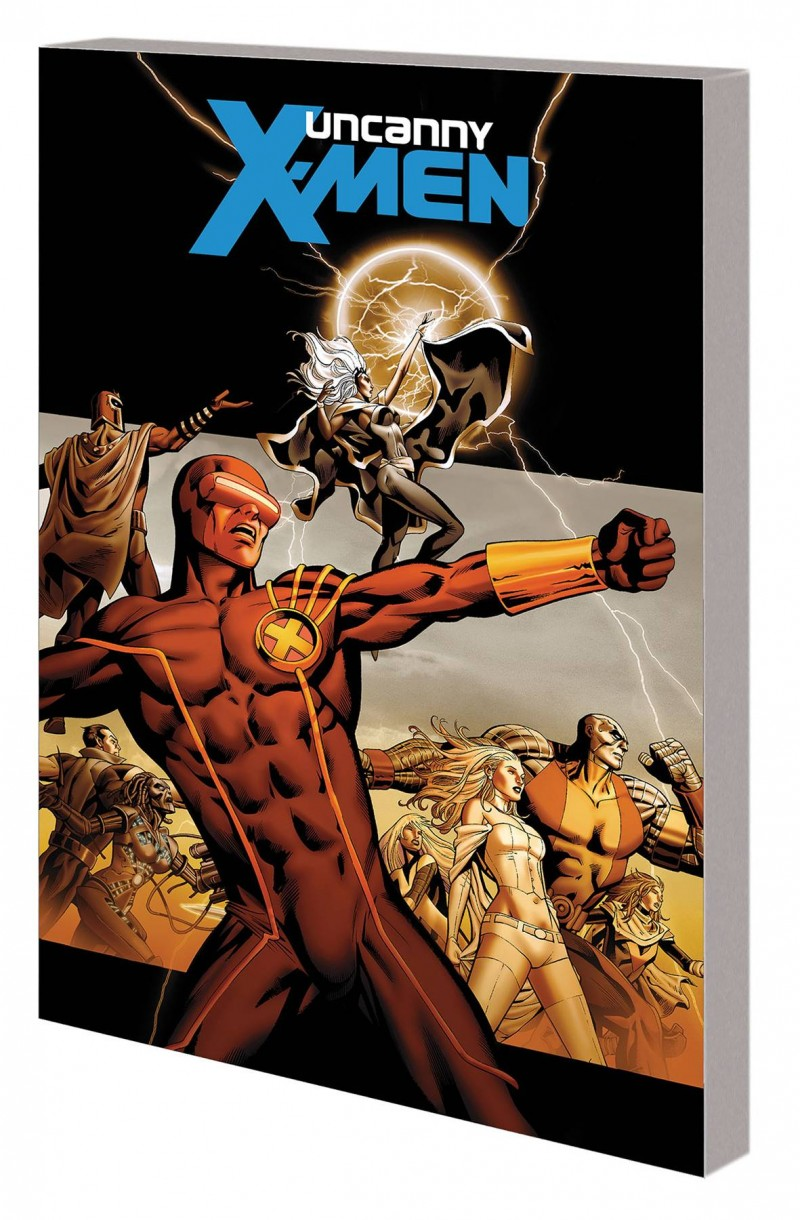Uncanny X-Men TP Gillen Complete Collection