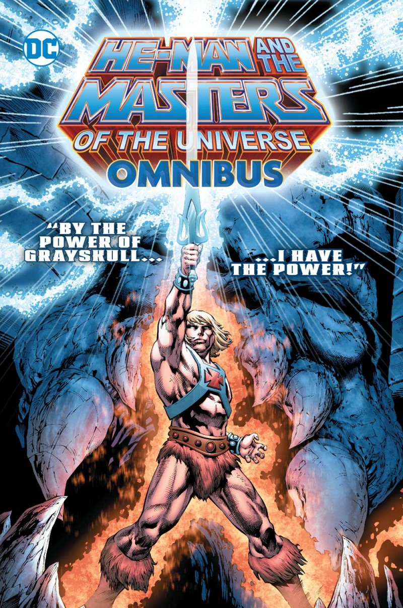 He Man and the Masters of the Universe HC Omnibus Edition