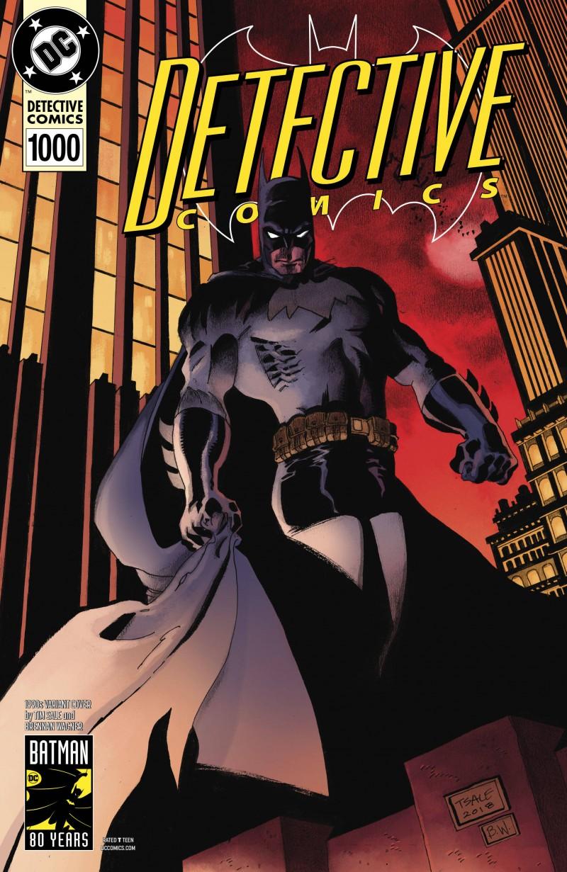 Detective Comics #1000 CVR H 1990s