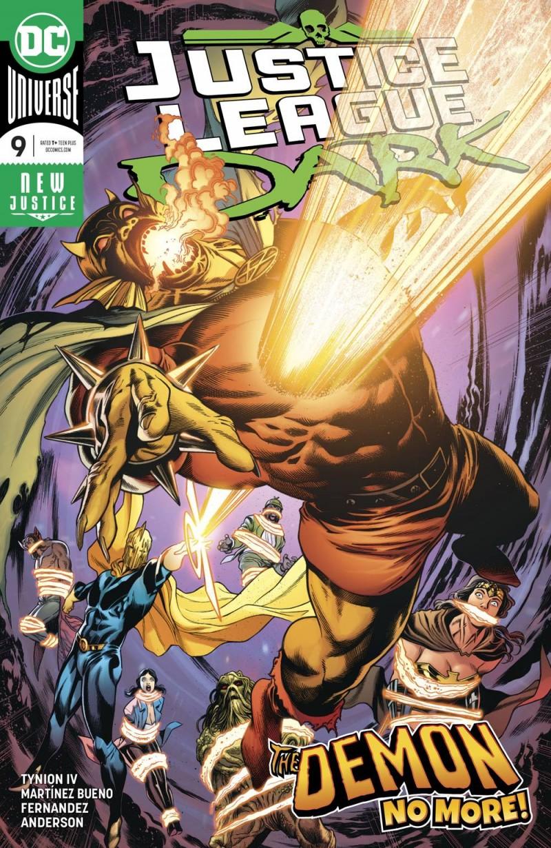 Justice League Dark  #9 CVR A