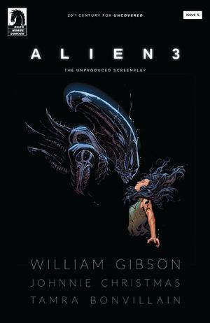 William Gibson Alien 3 #5 CVR A Christmas