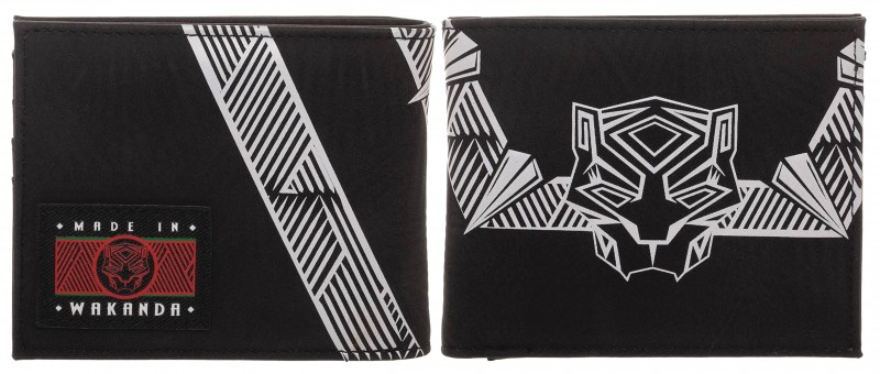 Marvel Wallet Black Panther Made in Wakanda
