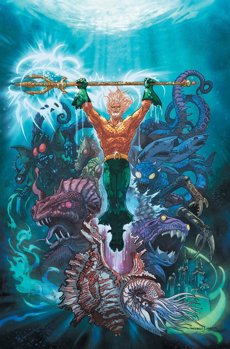 Aquaman  #46 CVR B