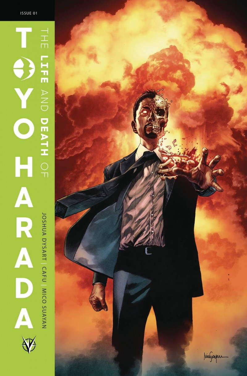 Life and Death of Toyo Harada #1 CVR A Suayan