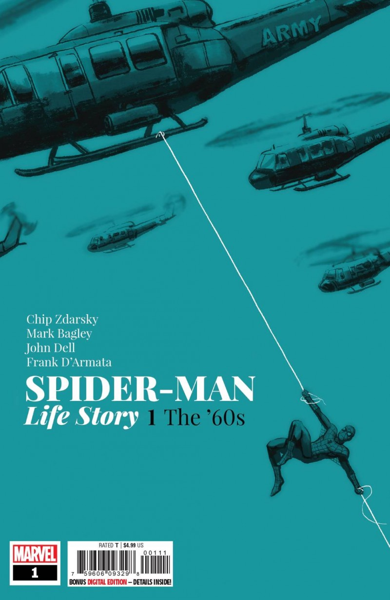 Spider-man Life Story #1 (of 6)