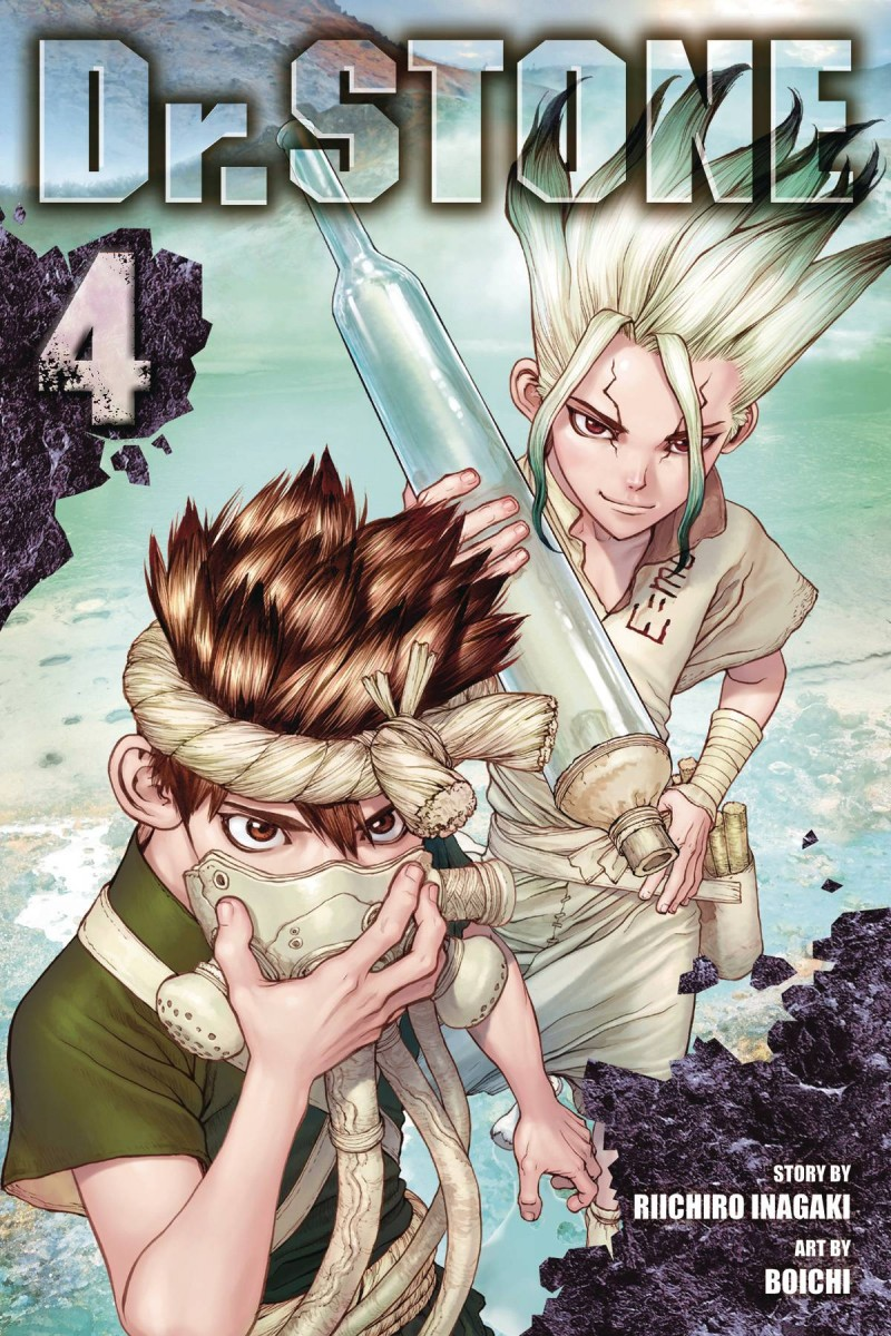 Dr Stone GN
