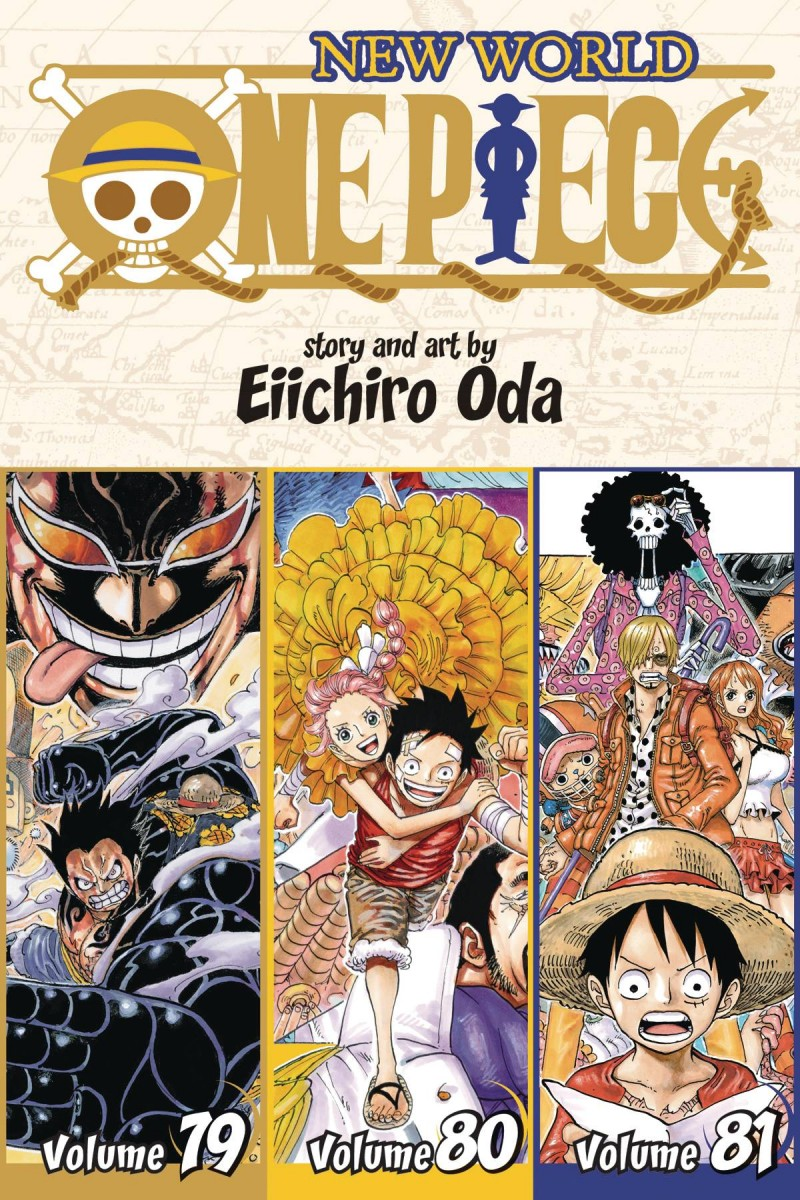 One Piece GN 3-in-1 Edition V27