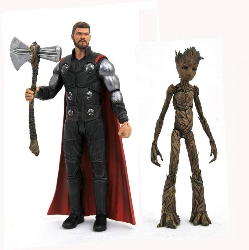 Marvel Select AF Avengers 3 Thor