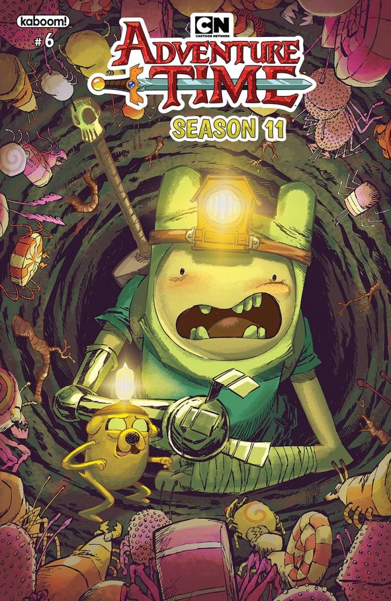 Adventure Time Season 11 #6 CVR A