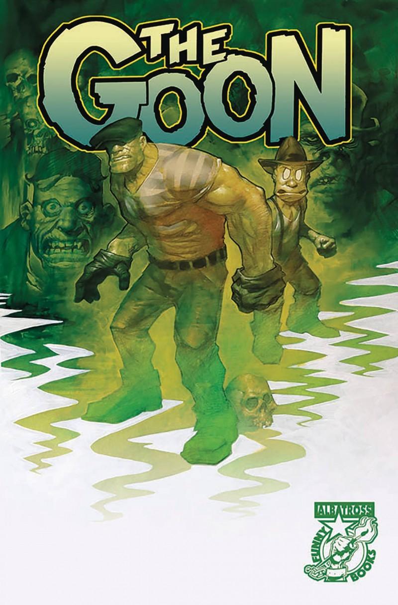 Goon V3 #1 CVR A