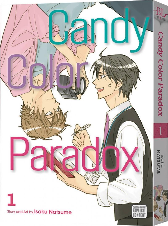 Candy Color Paradox GN V1
