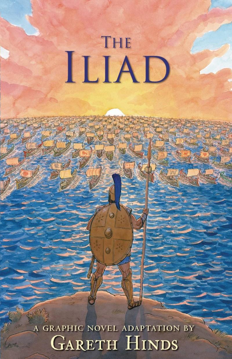 Iliad GN Candlewick Edition