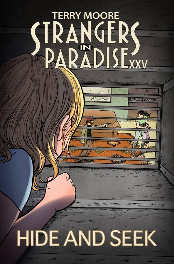 Strangers In Paradise XXV TP V2 Hide And Seek