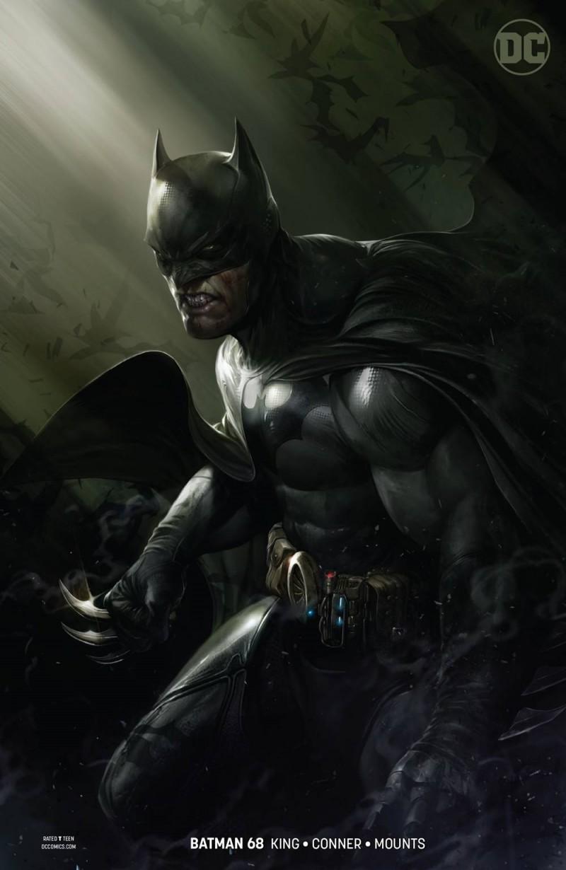 Batman  #68 CVR B