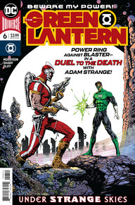 Green Lantern  #6 CVR A